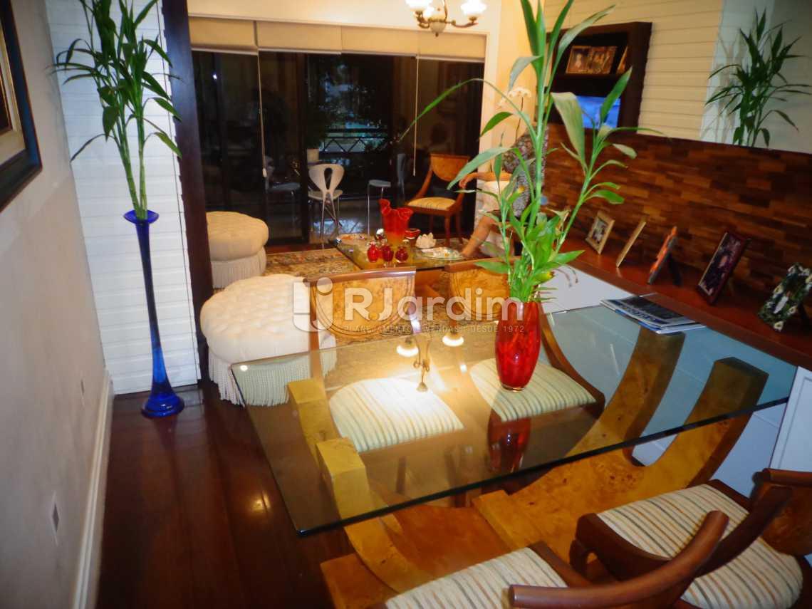 sala - Apartamento à venda Rua Nascimento Silva,Ipanema, Zona Sul,Rio de Janeiro - R$ 3.500.000 - LAAP31055 - 6