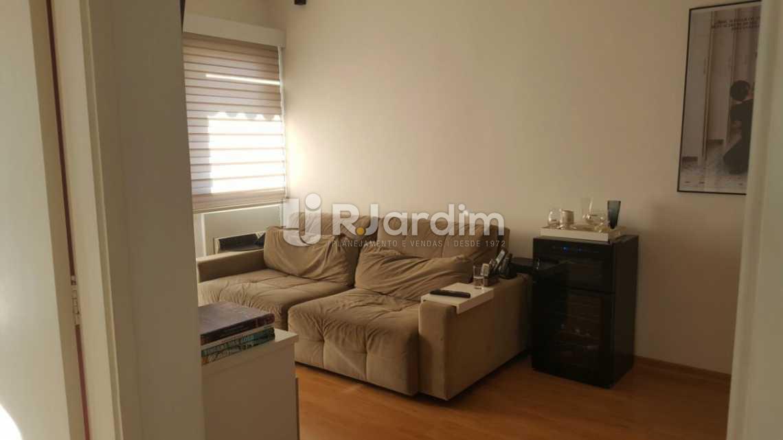 Sala - Apartamento À VENDA, Copacabana, Rio de Janeiro, RJ - LAAP20747 - 3