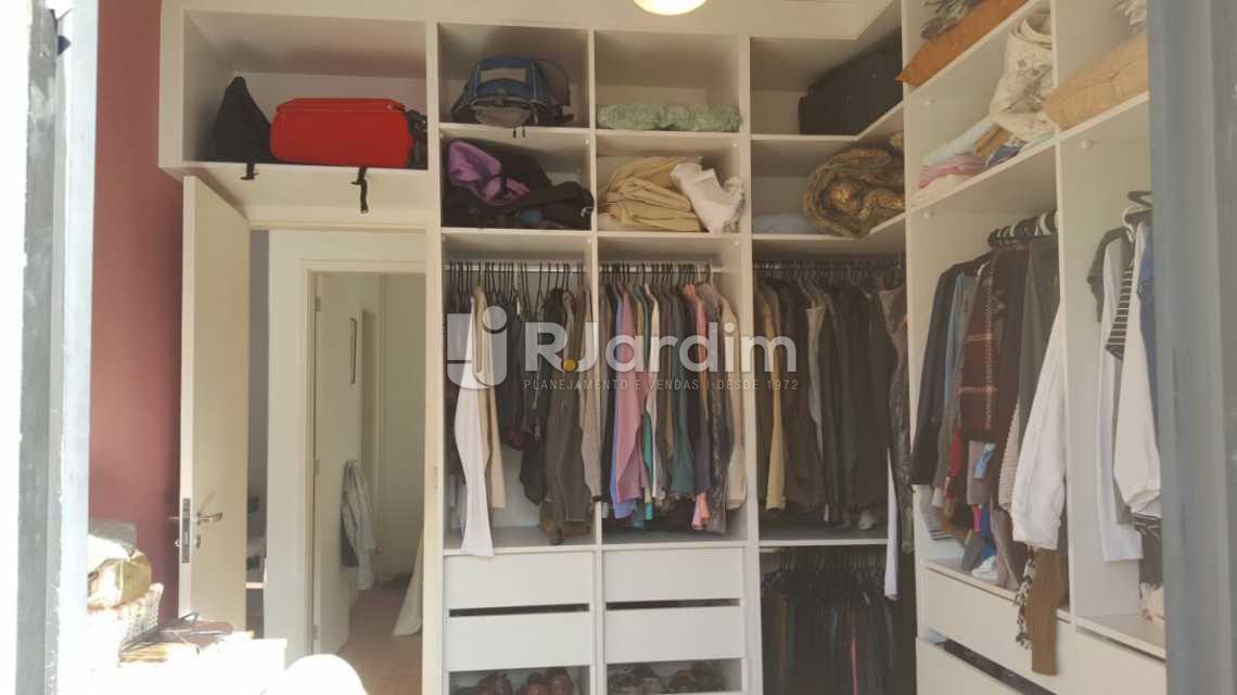 Quarto - Apartamento À VENDA, Copacabana, Rio de Janeiro, RJ - LAAP20747 - 17