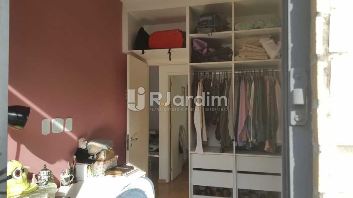 Quarto - Apartamento À VENDA, Copacabana, Rio de Janeiro, RJ - LAAP20747 - 18