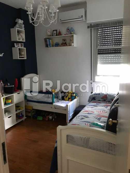 Quarto 2 - Compra Venda Avaliação Imóveis Apartamento Ipanema 3 Quartos - LAAP31167 - 10