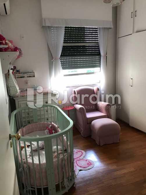 Quarto 3 - Compra Venda Avaliação Imóveis Apartamento Ipanema 3 Quartos - LAAP31167 - 11