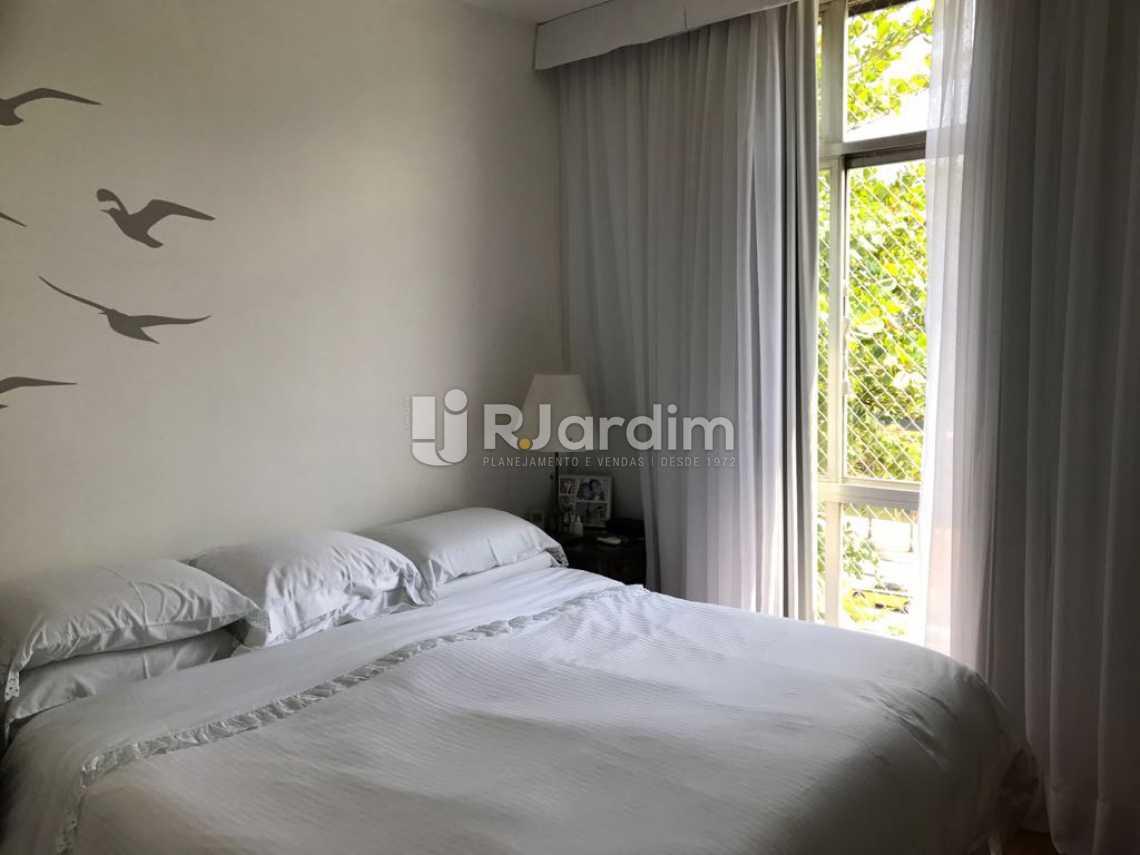 Quarto 1 - Compra Venda Avaliação Imóveis Apartamento Ipanema 3 Quartos - LAAP31167 - 8