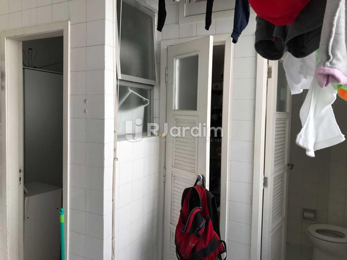 Dependências - Compra Venda Avaliação Imóveis Apartamento Ipanema 3 Quartos - LAAP31167 - 15
