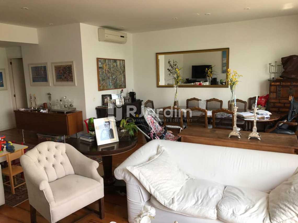 Salão - Compra Venda Avaliação Imóveis Apartamento Ipanema 3 Quartos - LAAP31167 - 6