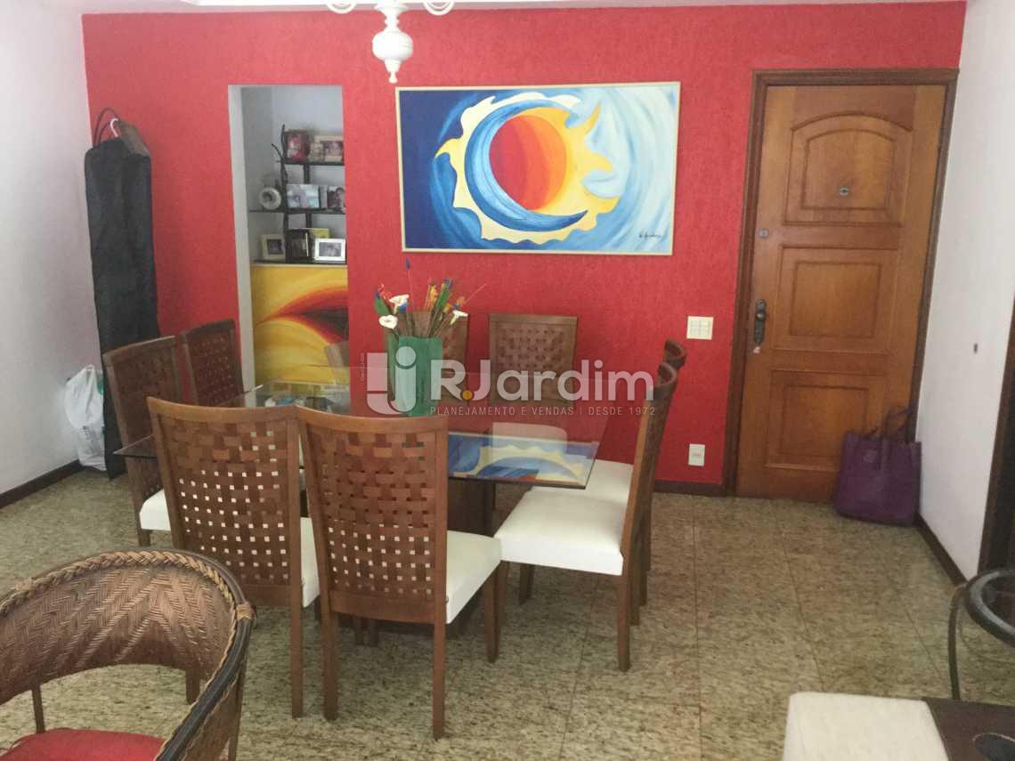 salão - Imóveis Compra e Venda Leblon 3 Quartos - LAAP31061 - 4