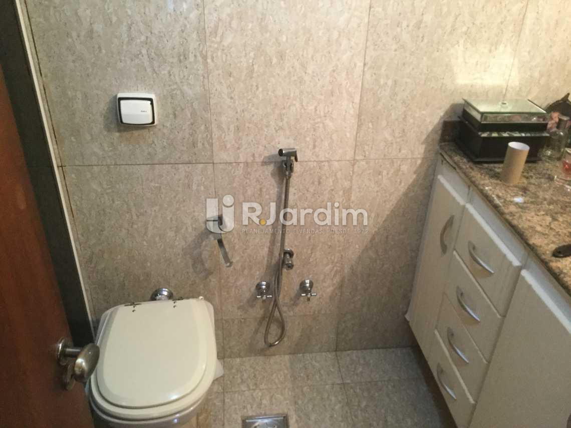 banheiro suíte - Imóveis Compra e Venda Leblon 3 Quartos - LAAP31061 - 17