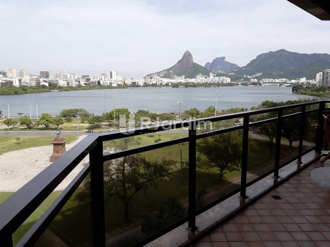 LAGOA - Apartamento À VENDA, Lagoa, Rio de Janeiro, RJ - LAAP40463 - 1