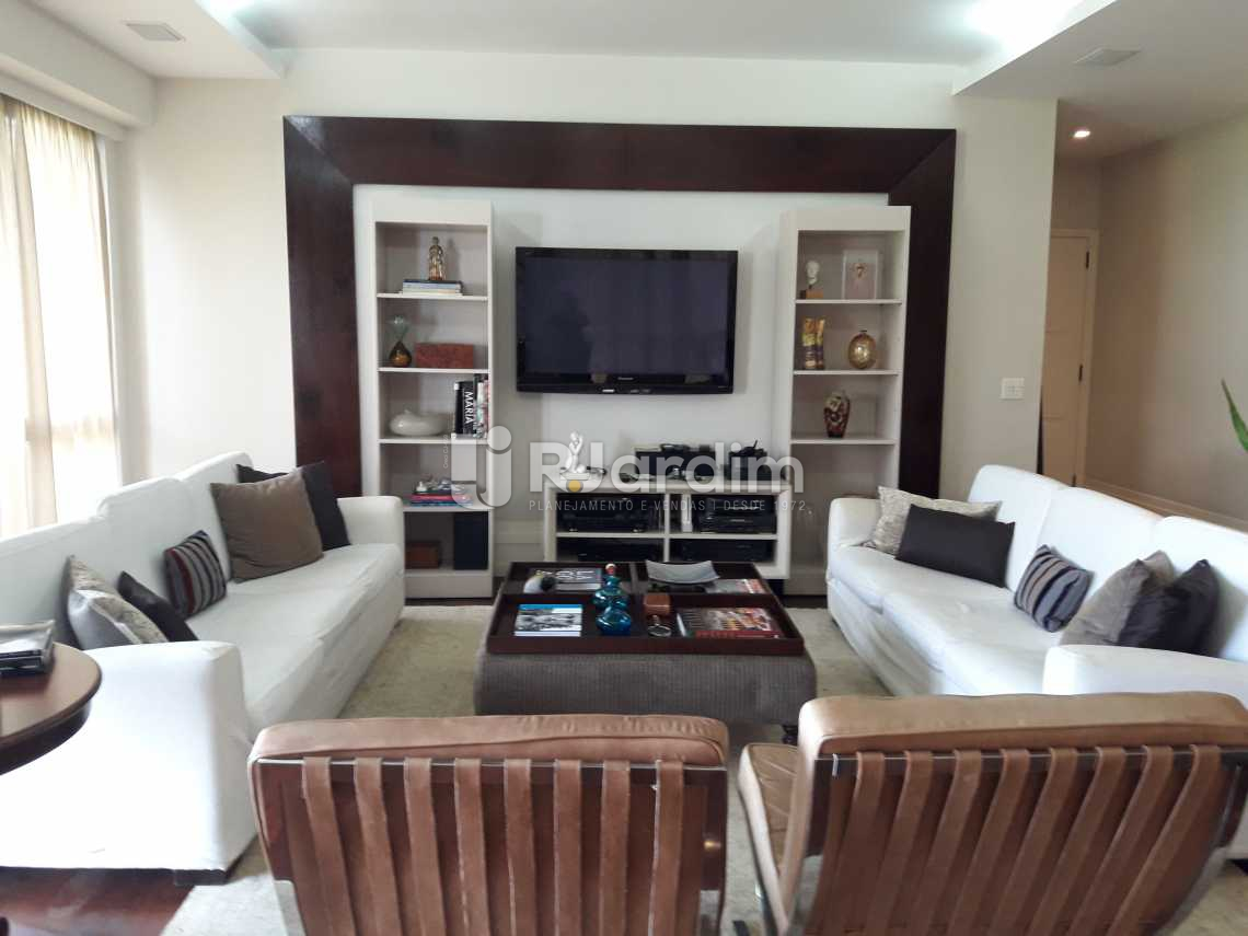 LAGOA - Apartamento À VENDA, Lagoa, Rio de Janeiro, RJ - LAAP40463 - 8