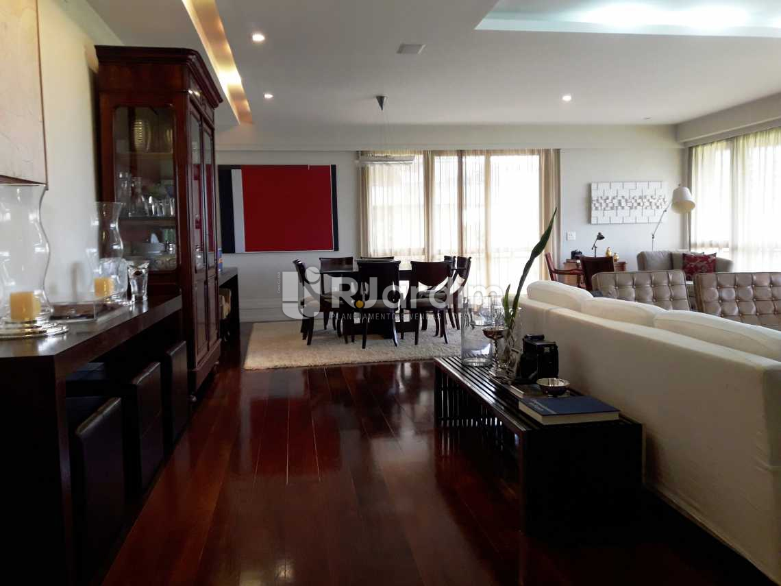 LAGOA - Apartamento À VENDA, Lagoa, Rio de Janeiro, RJ - LAAP40463 - 9