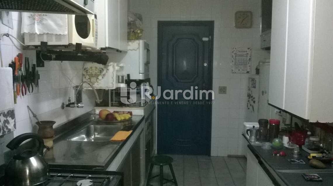 COZINHA - Apartamento À VENDA, Ipanema, Rio de Janeiro, RJ - LAAP20760 - 8