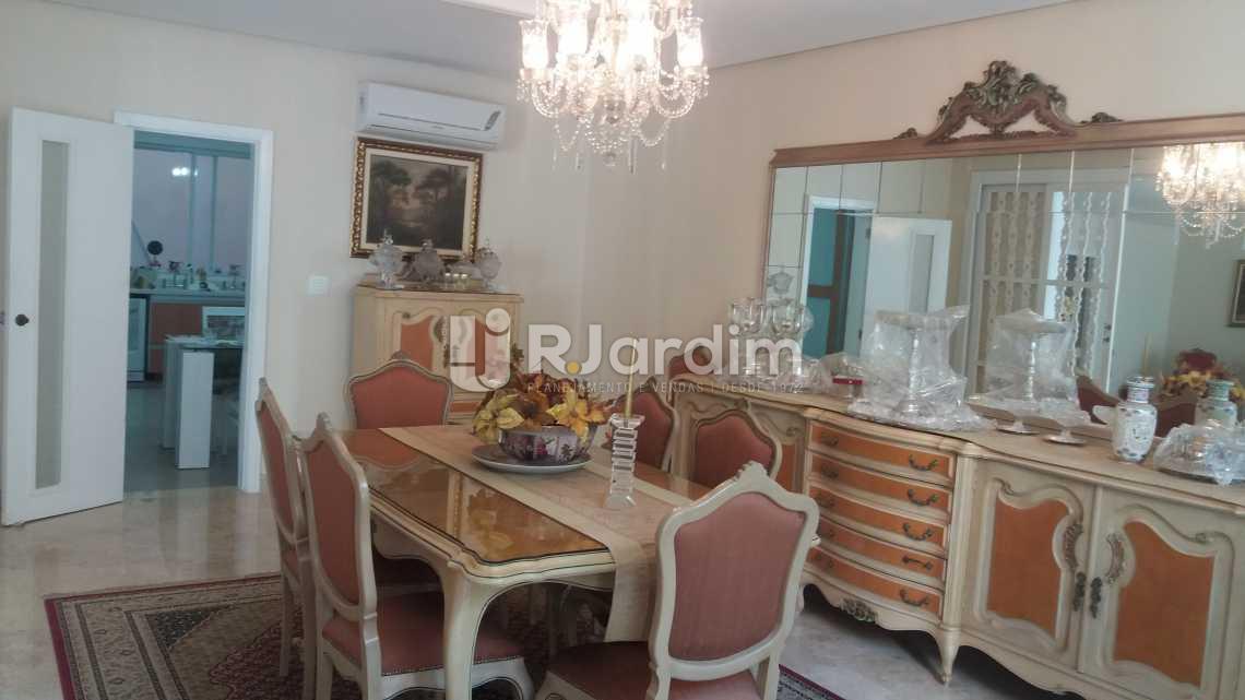 Sala jantar - Apartamento 4 Quartos Venda Copacabana Zona Sul Rio de Janeiro RJ - LAAP40470 - 6