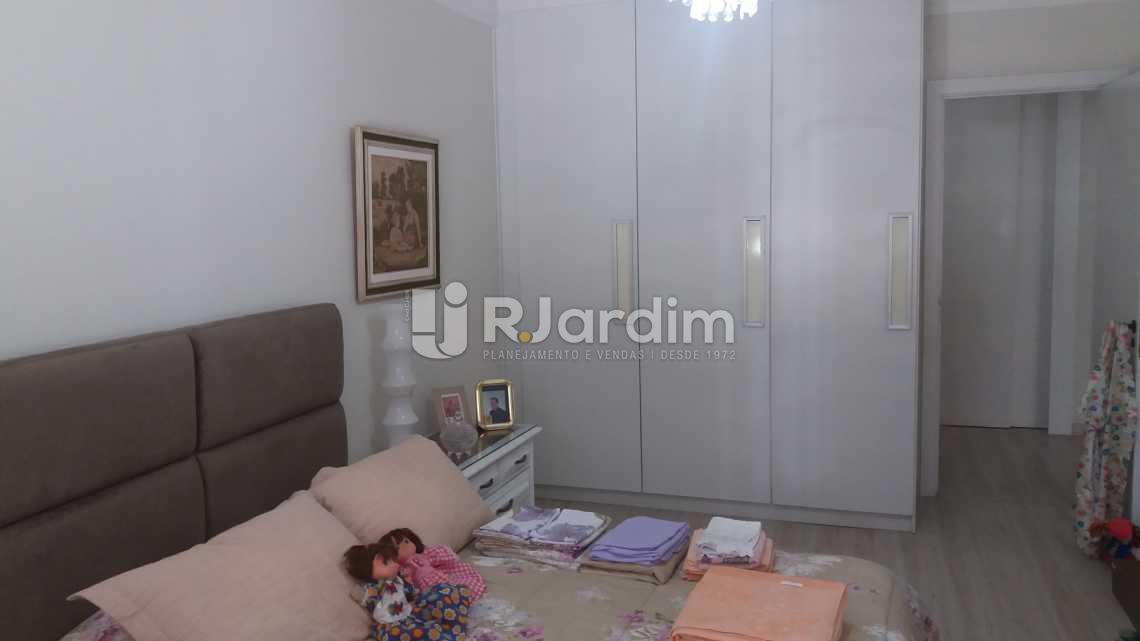 Quarto - Apartamento 4 Quartos Venda Copacabana Zona Sul Rio de Janeiro RJ - LAAP40470 - 15