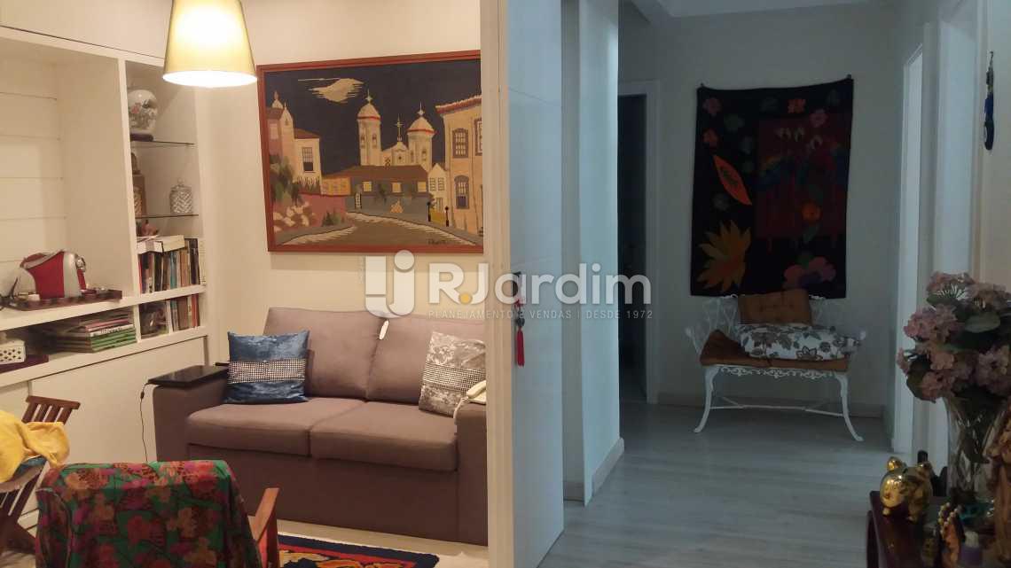 Escritório - Apartamento 4 Quartos Venda Copacabana Zona Sul Rio de Janeiro RJ - LAAP40470 - 19