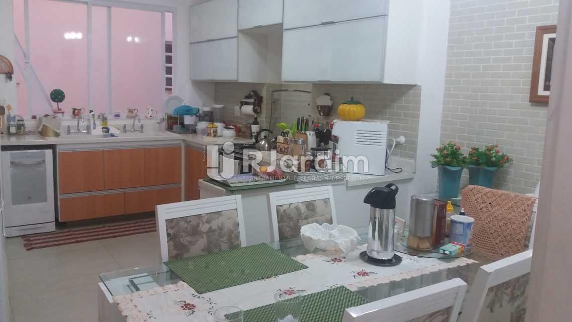Copa-cozinha - Apartamento 4 Quartos Venda Copacabana Zona Sul Rio de Janeiro RJ - LAAP40470 - 18