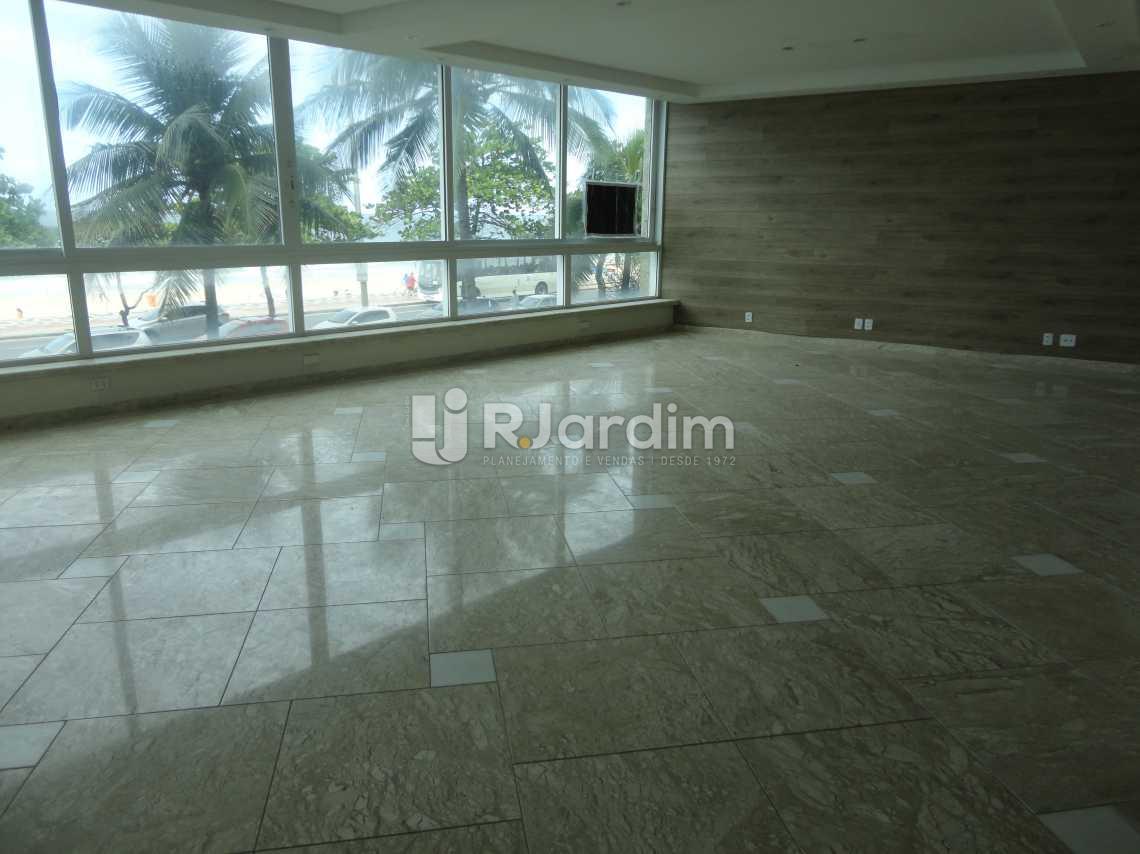 Sala - Apartamento Leblon 4 Quartos Aluguel - LAAP40472 - 1