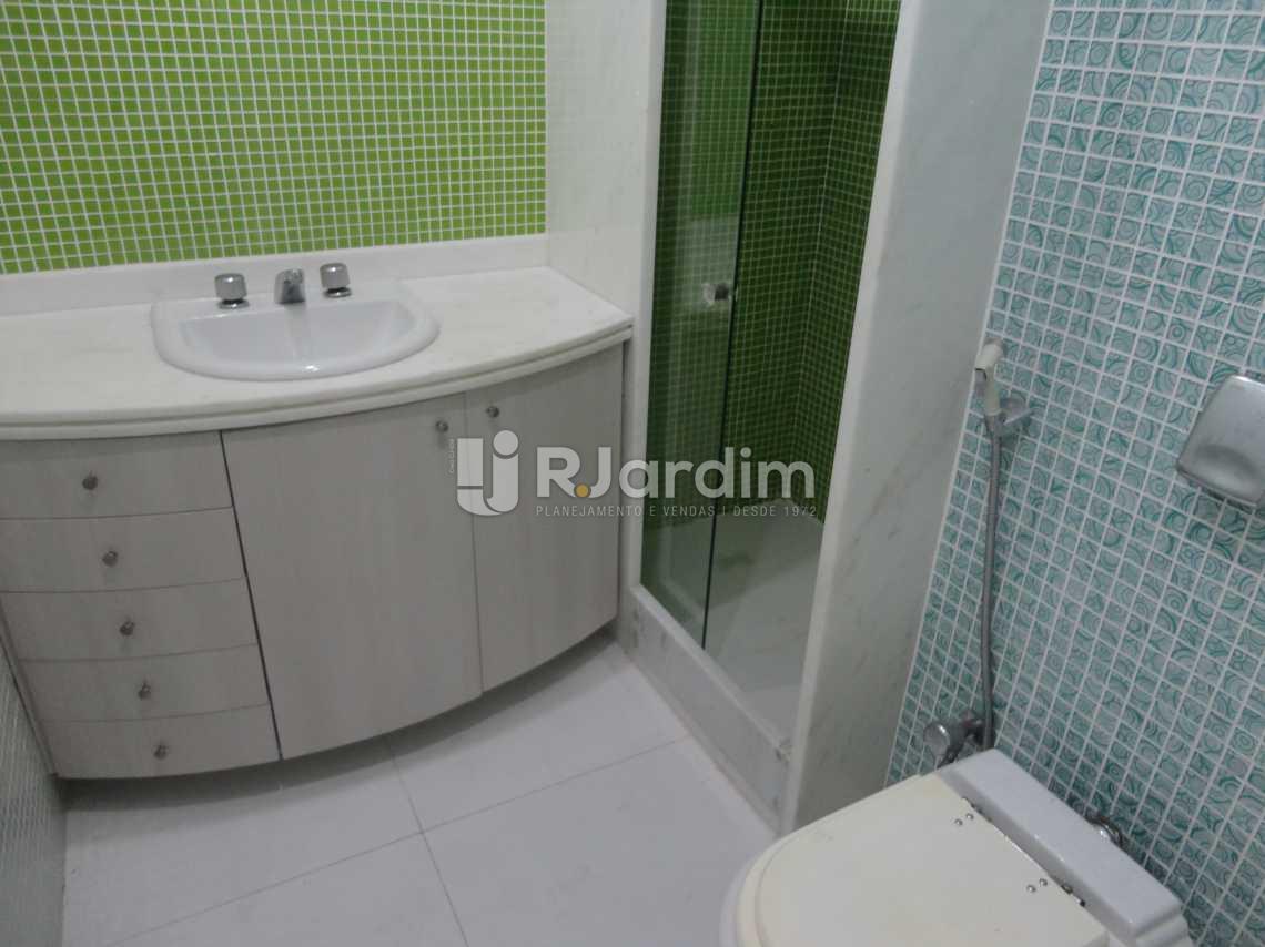 Banheiro suíte - Apartamento Leblon 4 Quartos Aluguel - LAAP40472 - 14