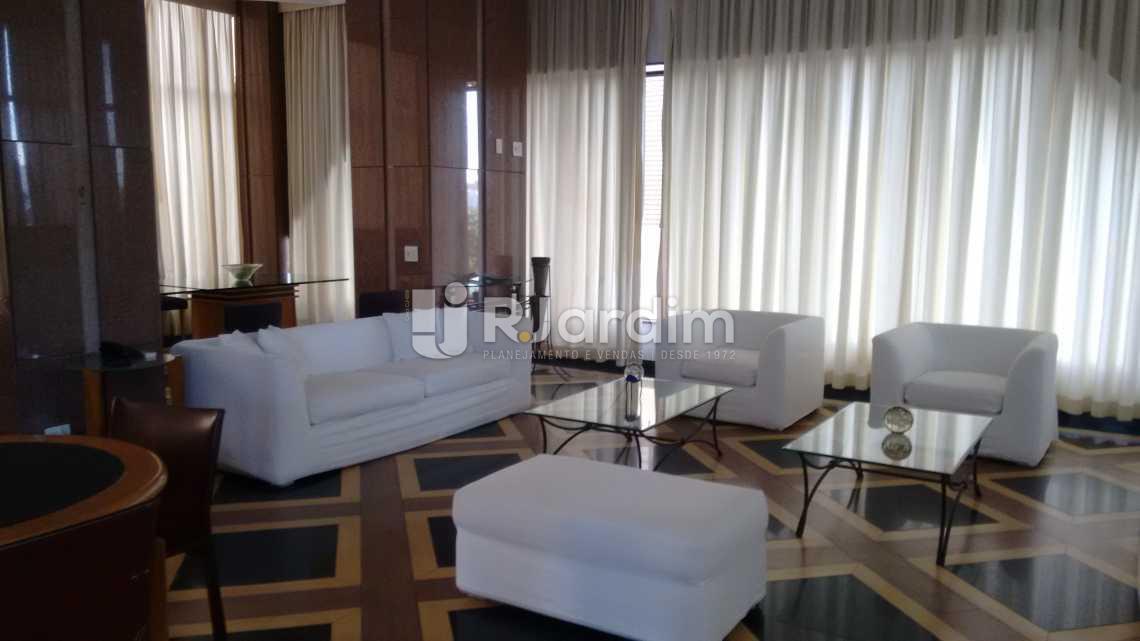 recpção - Apartamento 2 Quartos Para Alugar Copacabana, Zona Sul,Rio de Janeiro - R$ 10.000 - LAAP20767 - 5