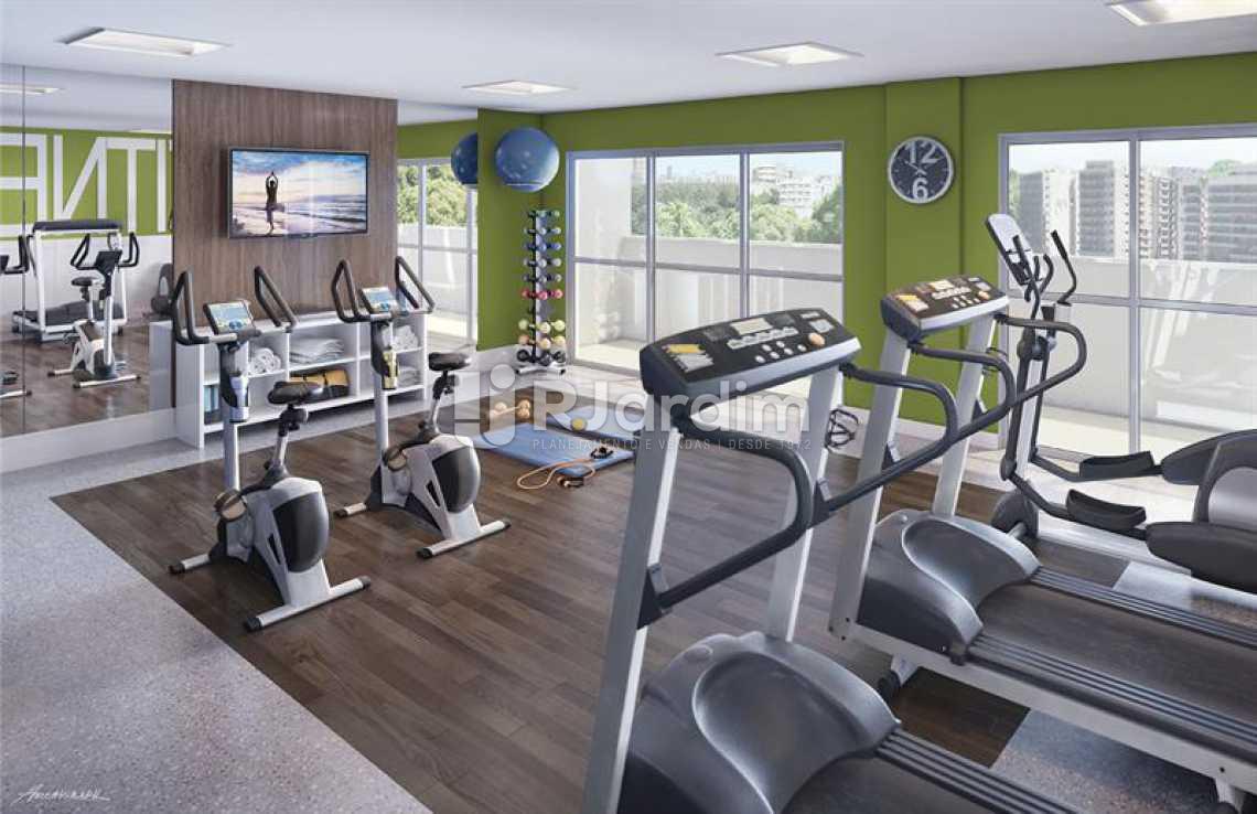 Fitness - Lançamento Quinta Park Imóveis Compra e Venda Imóveis Comerciais Zona Norte Salas E Andares - LASL00102 - 5