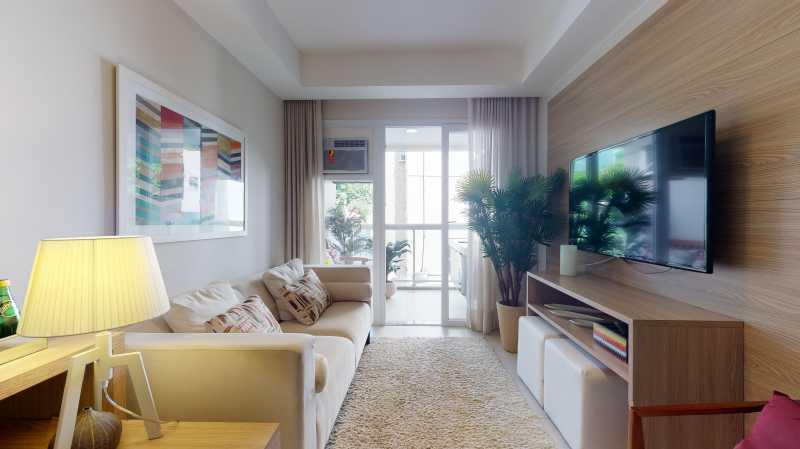 vilabelavilaisabelrjardim 1 - Apartamento 2 Quartos À Venda Vila Isabel, Zona Norte - Grande Tijuca,Rio de Janeiro - R$ 362.700 - LAAP20784 - 1