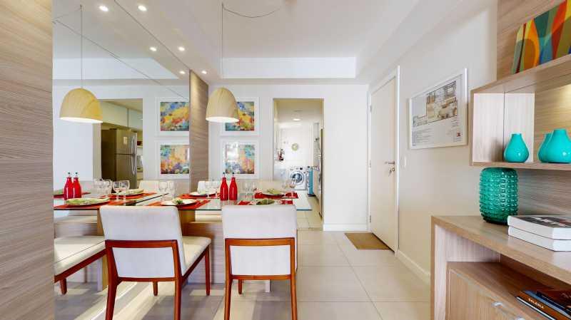 vilabelavilaisabelrjardim 3 - Apartamento 2 Quartos À Venda Vila Isabel, Zona Norte - Grande Tijuca,Rio de Janeiro - R$ 362.700 - LAAP20784 - 4