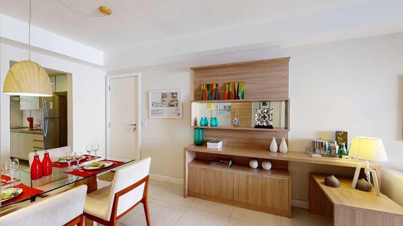 vilabelavilaisabelrjardim 6 - Apartamento 2 Quartos À Venda Vila Isabel, Zona Norte - Grande Tijuca,Rio de Janeiro - R$ 362.700 - LAAP20784 - 7