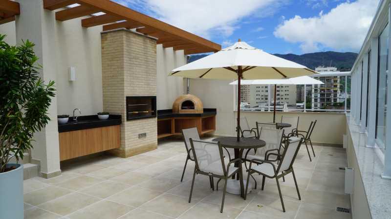 vilabelavilaisabelrjardim 7 - Apartamento 2 Quartos À Venda Vila Isabel, Zona Norte - Grande Tijuca,Rio de Janeiro - R$ 362.700 - LAAP20784 - 8