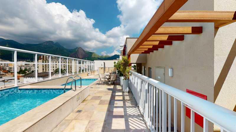 vilabelavilaisabelrjardim 8 - Apartamento 2 Quartos À Venda Vila Isabel, Zona Norte - Grande Tijuca,Rio de Janeiro - R$ 362.700 - LAAP20784 - 9