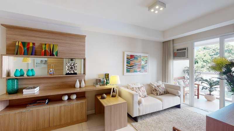 vilabelavilaisabelrjardim 9 - Apartamento 2 Quartos À Venda Vila Isabel, Zona Norte - Grande Tijuca,Rio de Janeiro - R$ 362.700 - LAAP20784 - 10