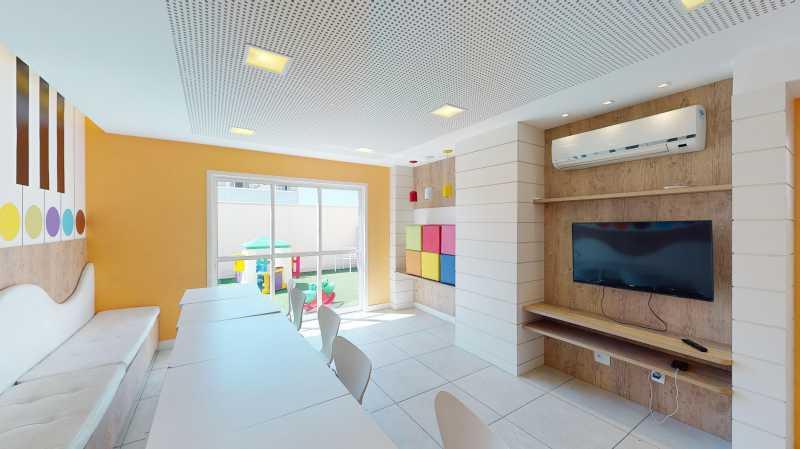 vilabelavilaisabelrjardim 11 - Apartamento 2 Quartos À Venda Vila Isabel, Zona Norte - Grande Tijuca,Rio de Janeiro - R$ 362.700 - LAAP20784 - 12