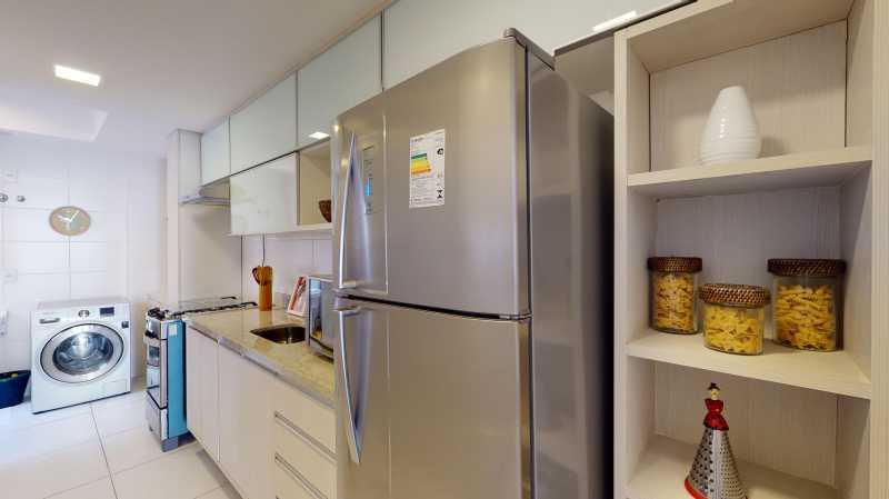 vilabelavilaisabelrjardim 12 - Apartamento 2 Quartos À Venda Vila Isabel, Zona Norte - Grande Tijuca,Rio de Janeiro - R$ 362.700 - LAAP20784 - 13