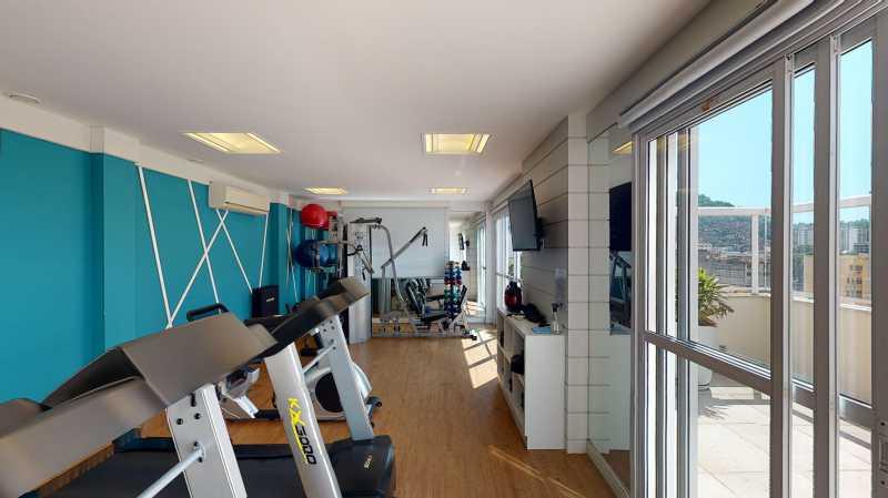 vilabelavilaisabelrjardim 14 - Apartamento 2 Quartos À Venda Vila Isabel, Zona Norte - Grande Tijuca,Rio de Janeiro - R$ 362.700 - LAAP20784 - 15