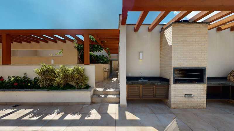 vilabelavilaisabelrjardim 15 - Apartamento 2 Quartos À Venda Vila Isabel, Zona Norte - Grande Tijuca,Rio de Janeiro - R$ 362.700 - LAAP20784 - 16