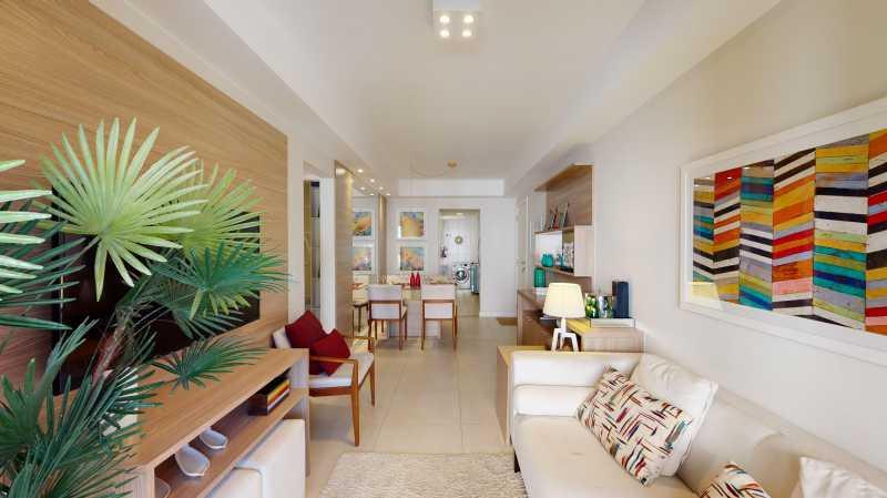 vilabelavilaisabelrjardim 16 - Apartamento 2 Quartos À Venda Vila Isabel, Zona Norte - Grande Tijuca,Rio de Janeiro - R$ 362.700 - LAAP20784 - 17