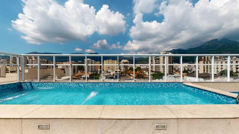 vilabelavilaisabelrjardim 19 - Apartamento 2 Quartos À Venda Vila Isabel, Zona Norte - Grande Tijuca,Rio de Janeiro - R$ 362.700 - LAAP20784 - 20