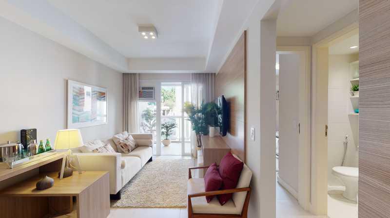 vilabelavilaisabelrjardim 20 - Apartamento 2 Quartos À Venda Vila Isabel, Zona Norte - Grande Tijuca,Rio de Janeiro - R$ 362.700 - LAAP20784 - 21