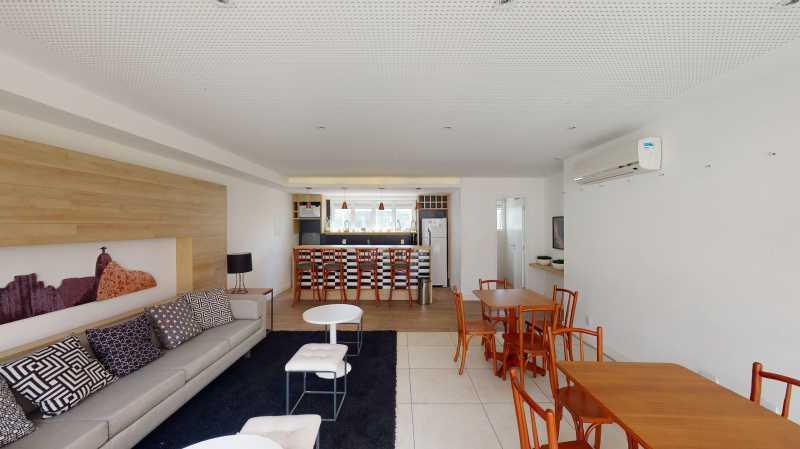 vilabelavilaisabelrjardim 22 - Apartamento 2 Quartos À Venda Vila Isabel, Zona Norte - Grande Tijuca,Rio de Janeiro - R$ 362.700 - LAAP20784 - 23