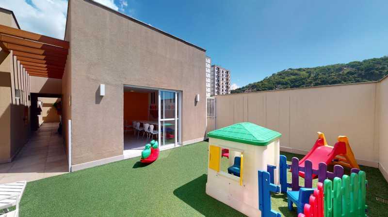 vilabelavilaisabelrjardim 30 - Apartamento 2 Quartos À Venda Vila Isabel, Zona Norte - Grande Tijuca,Rio de Janeiro - R$ 362.700 - LAAP20784 - 31