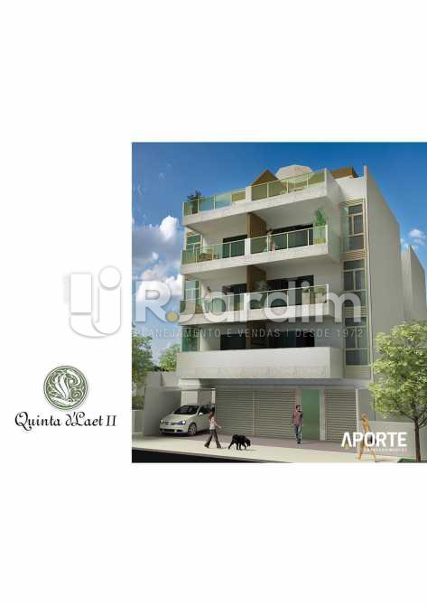 FACHADA - Cobertura 2 quartos à venda Tijuca, Zona Norte - Grande Tijuca,Rio de Janeiro - R$ 1.090.000 - LACO20054 - 1