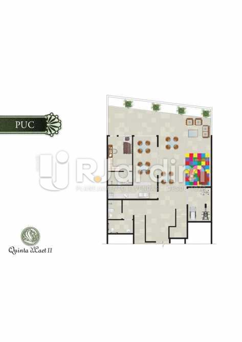 PUC - Cobertura 2 quartos à venda Tijuca, Zona Norte - Grande Tijuca,Rio de Janeiro - R$ 1.090.000 - LACO20054 - 7