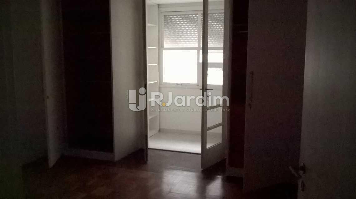 11 Suíte 2 com Varanda - Apartamento Copacabana, Zona Sul,Rio de Janeiro, RJ Para Alugar, 4 Quartos, 389m² - LAAP40479 - 13