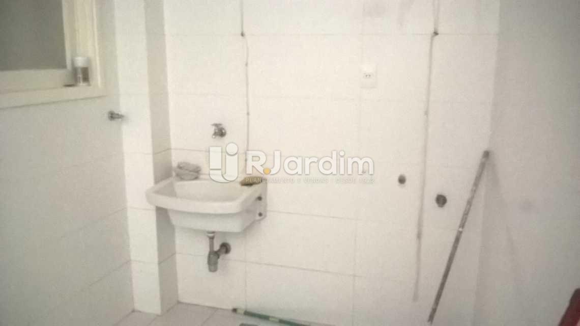 21 Área - Apartamento Copacabana, Zona Sul,Rio de Janeiro, RJ Para Alugar, 4 Quartos, 389m² - LAAP40479 - 23