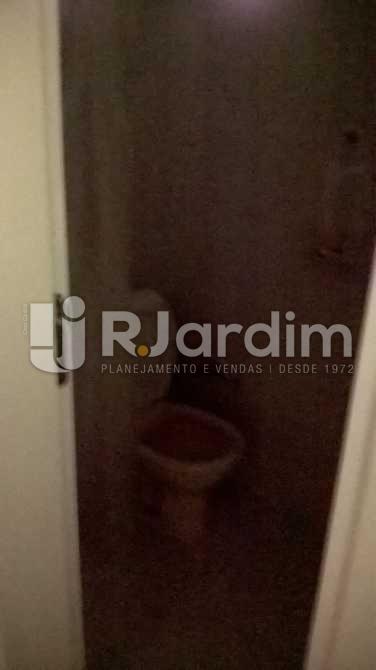 23 WC de Empregada - Apartamento Copacabana, Zona Sul,Rio de Janeiro, RJ Para Alugar, 4 Quartos, 389m² - LAAP40479 - 25