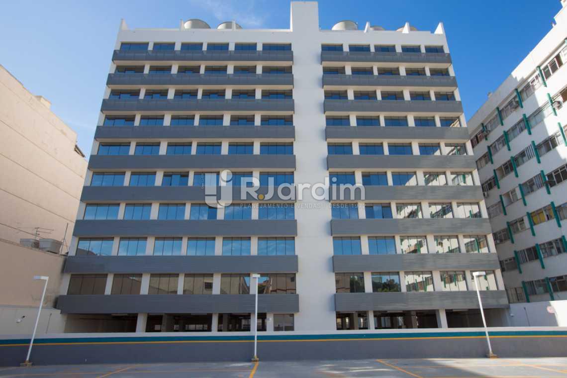 FACHADA DE FUNDOS - Loja Tijuca, Zona Norte - Grande Tijuca,Rio de Janeiro, RJ À Venda, 73m² - LALJ00060 - 5