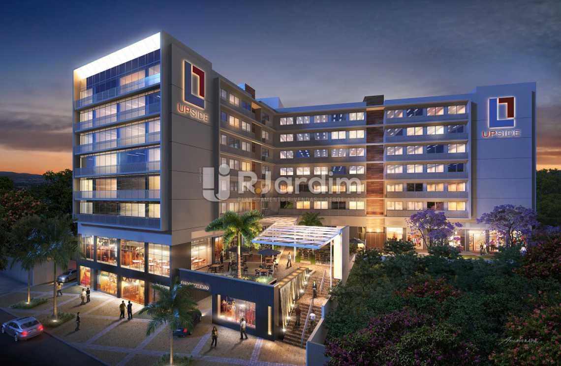 FACHADA-ARAGUAIA - Loja 38m² à venda Freguesia (Jacarepaguá), Zona Oeste - Barra e Adjacentes,Rio de Janeiro - R$ 977.891 - LALJ00061 - 3