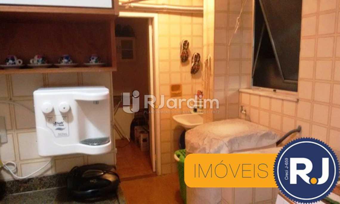 AREA DE SERVIÇO  - Apartamento Padrão / Residencial / 3 Quartos / Compra e venda / Grajaú / Zona Norte / Rio de Janeiro RJ - LAAP31102 - 13