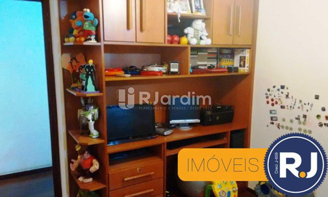 QUARTO - Apartamento Padrão / Residencial / 3 Quartos / Compra e venda / Grajaú / Zona Norte / Rio de Janeiro RJ - LAAP31102 - 11