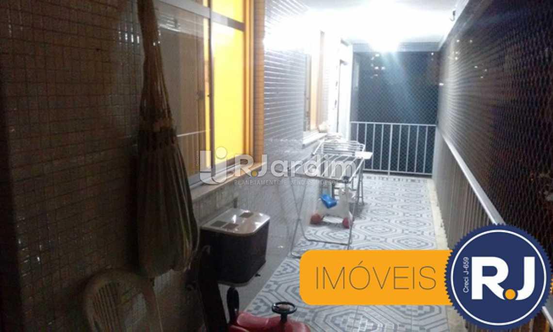 VARANDA - Apartamento Padrão / Residencial / 3 Quartos / Compra e venda / Grajaú / Zona Norte / Rio de Janeiro RJ - LAAP31102 - 5
