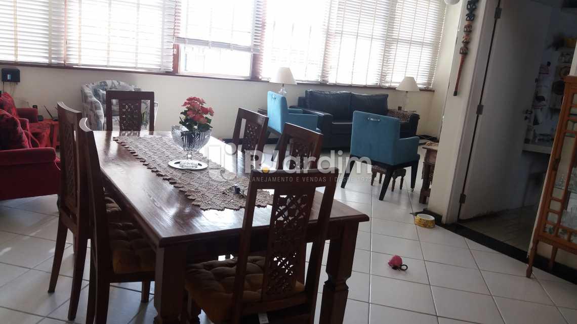 Sala Jantar - Compra Venda Avaliação Imóveis Cobertura Ipanema 4 Quartos - LACO40090 - 5
