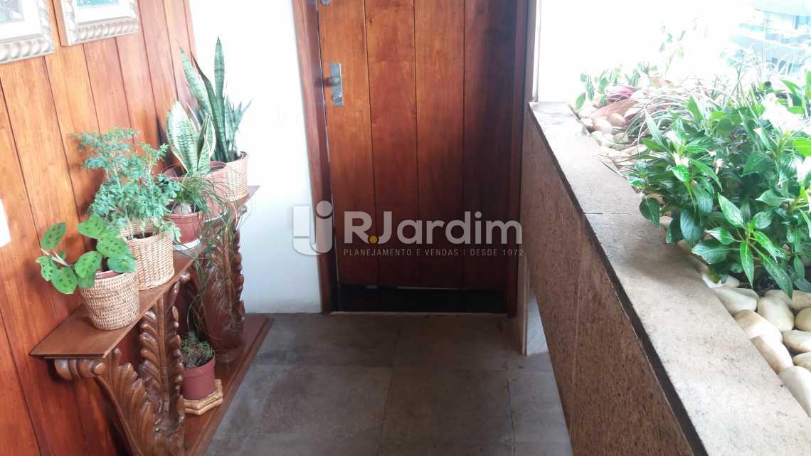 Hall social  - Compra Venda Avaliação Imóveis Cobertura Ipanema 4 Quartos - LACO40090 - 29